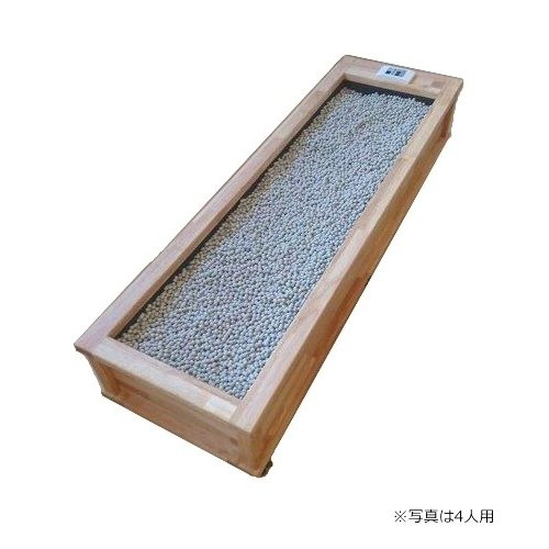 セラミック足湯 『暖暖ふっと』  ◆5人用◆ メーカー直送/足温器