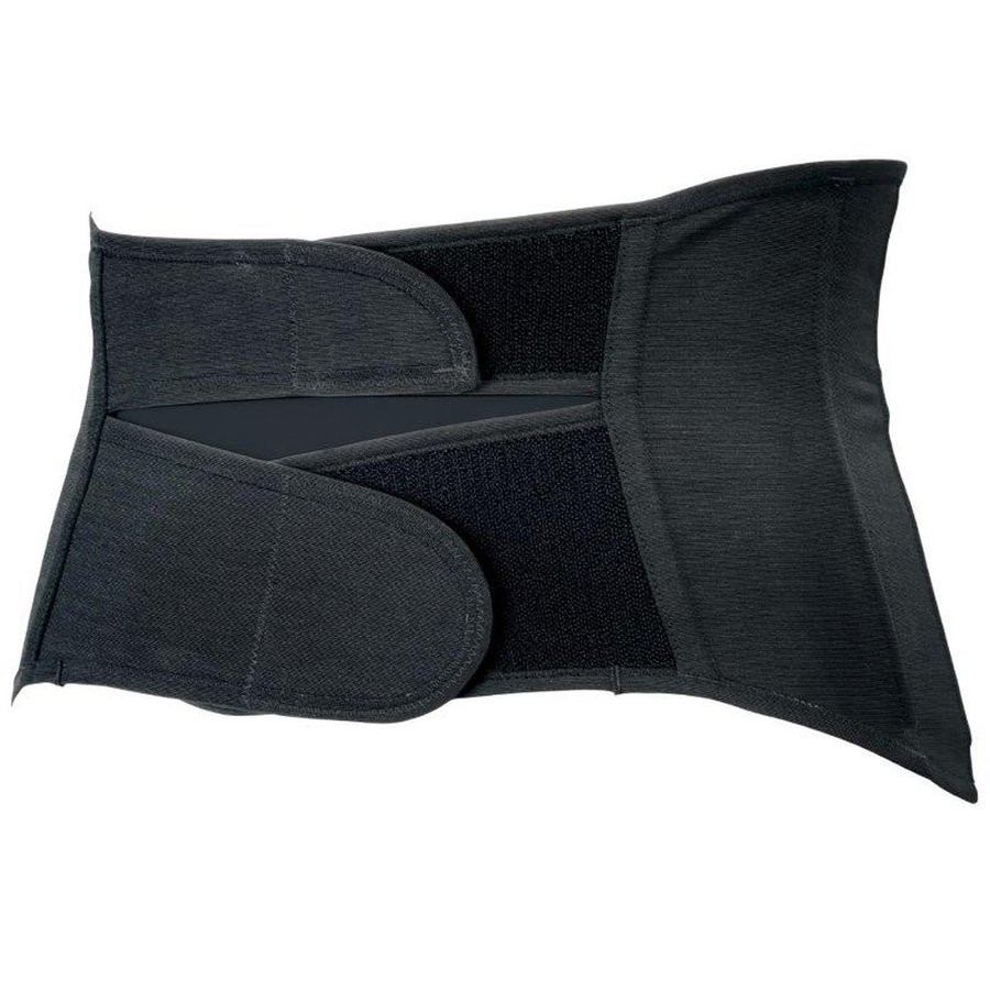 春のコレクション DWL600 女性用3L らくラクパートナー腰部保護ベルト ブラック-介護用品