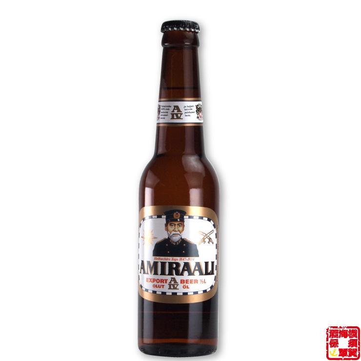 日本ビール 東郷ビール 330ml×1本 ピルスナー 東郷平八郎 ビール ...