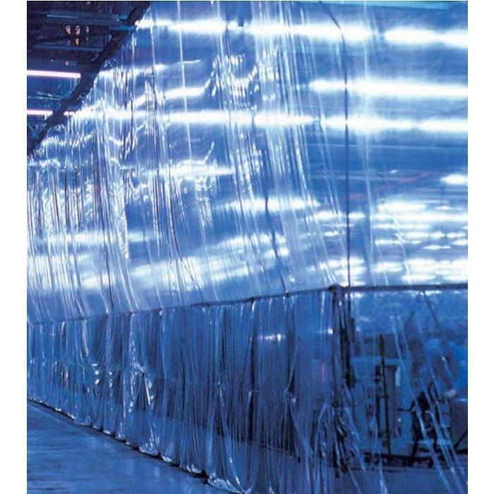 法人様限定 アキレス マジキリII 粉ふり仕様 間仕切り用PVCフィルム  0.5mm×1370mm×30m 4本セット 粉ふり処理 北海道・沖縄・離島出荷不可