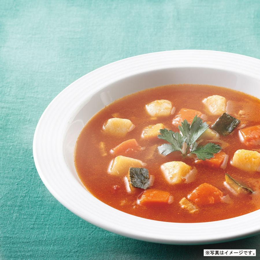 ミネストローネ 1人前 180g 神戸開花亭 スープ レトルト ポイント消化 のし・包装不可|kaikatei