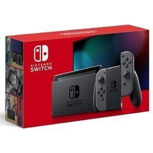 【新品】新型モデル Nintendo Switch ニンテンドースイッチ 本体 Joy-Con (L) /(R)グレー kaikyou