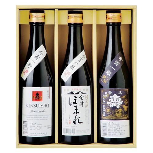 日本酒 飲み比べセット 今宵一献 福島の地酒純米酒3本セット 500ml×3本|kaiseiya|02