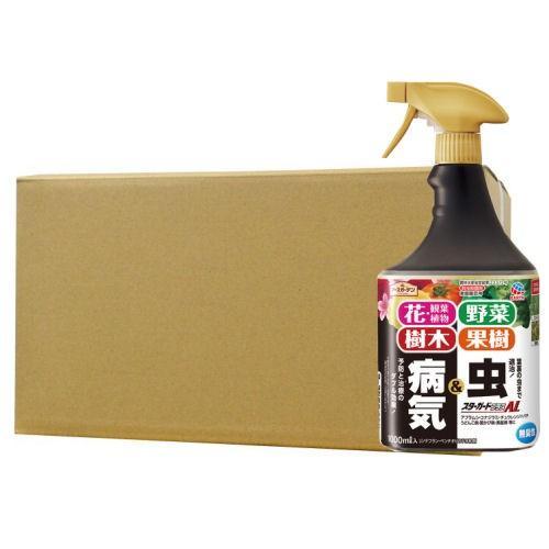 アースガーデン スターガードプラスAL 1000ml 野菜・花・樹木の虫&病気×12本