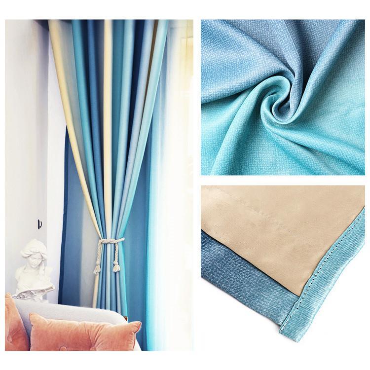 既製品 ドレープカーテン 遮光裏地付き カーテン かわいい 北欧 遮光カーテン 既製カーテン 子供部屋 幅100 丈135 丈178 丈200 西海岸 2枚組|kaitekihome|09