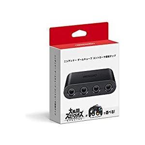 【送料無料】【中古】Nintendo Switch ニンテンドー ゲームキューブ コントローラ接続タップ