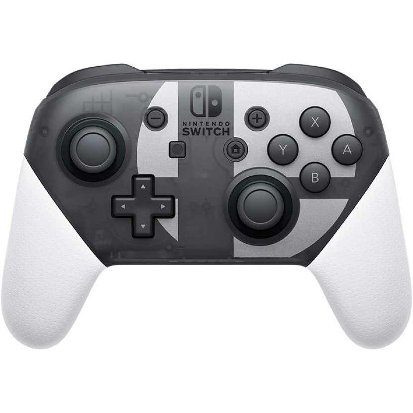 【送料無料】【中古】Nintendo Switch Proコントローラー 大乱闘スマッシュブラザーズ SPECIALエディション|kaitoriheroes2