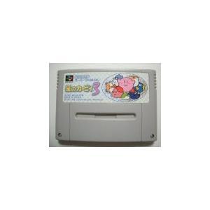 【送料無料】SFC スーパーファミコン 星のカービィ 3 (箱説付き)
