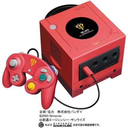 【欠品あり】【送料無料】【中古】GC ゲームキューブ シャア専用BOX 本体