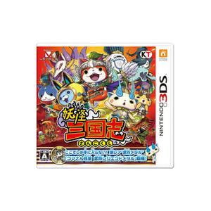 【送料無料】【中古】3DS 妖怪三国志 kaitoriheroes