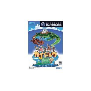 【送料無料】GC ゲームキューブ カイジュウの島 〜アメージングアイランド〜 ソフト (箱説付き)