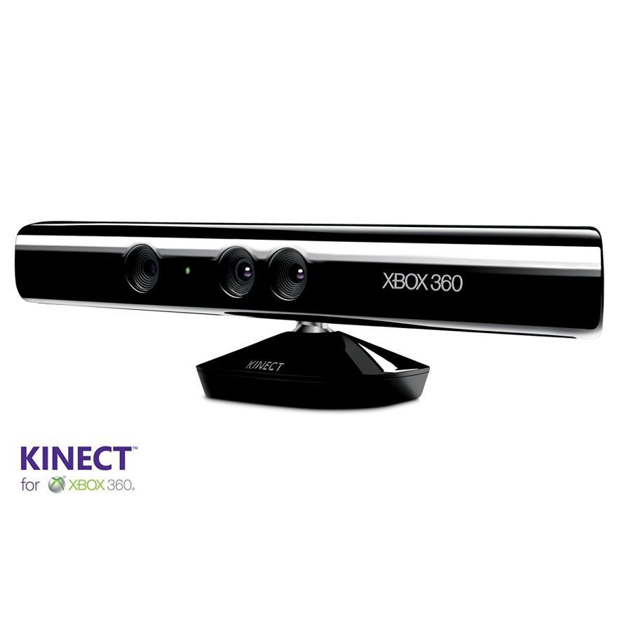 【送料無料】【中古】Xbox 360 Kinect センサー キネクト 本体 カメラ (ソフトなし)