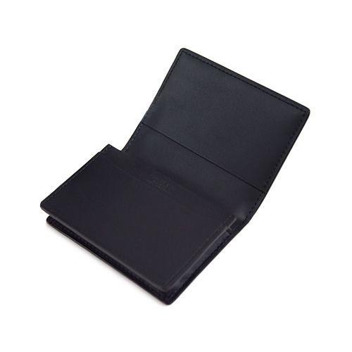 ゴヤール カードケース GOYARD マルゼルブ マチ付き 名刺入れ ノワール ブラック|kaitsukedoh|02