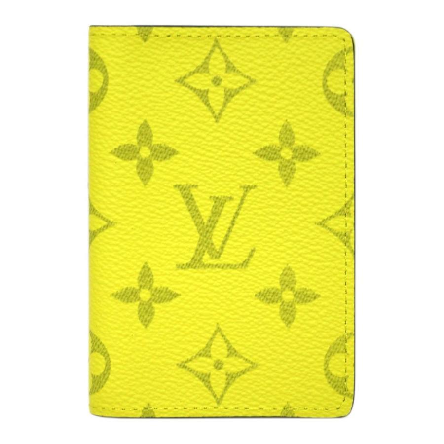 【保証書付】 ルイヴィトン カードケース M30318 LOUIS VUITTON LV ヴィトン LV 名刺入れ ジョーヌ モノグラム+タイガ 名刺入れ LV オーガナイザー・ドゥ ポッシュ ジョーヌ, 伊達町:2424e5da --- lighthousesounds.com