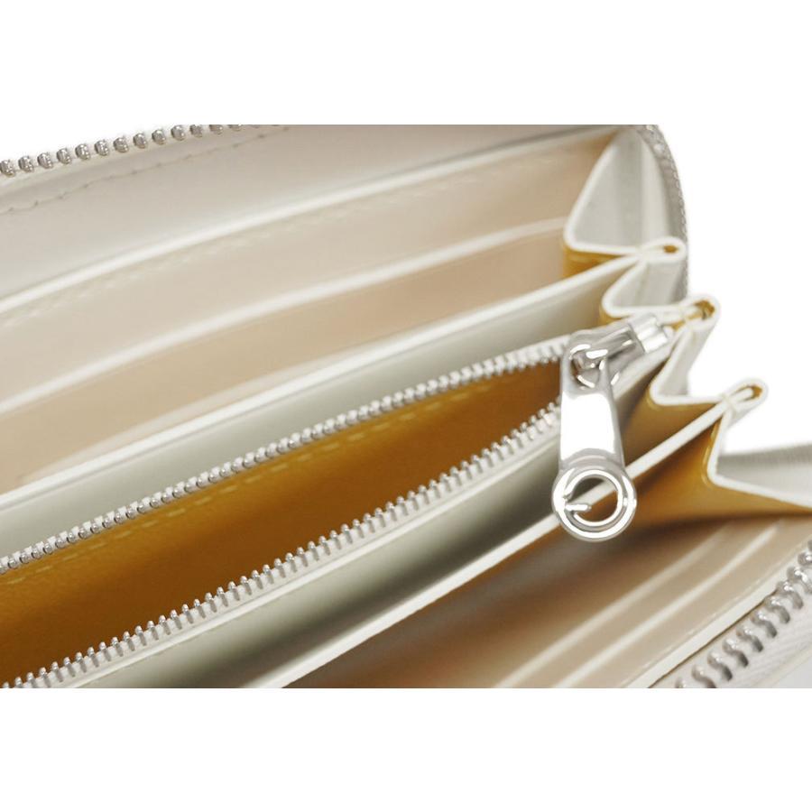 ゴヤール 財布 GOYARD ラウンドファスナー 長財布 ジップGM PORTEFEUILLE MATIGNON 3 GM BLANC ホワイト 50 新型|kaitsukedoh|08