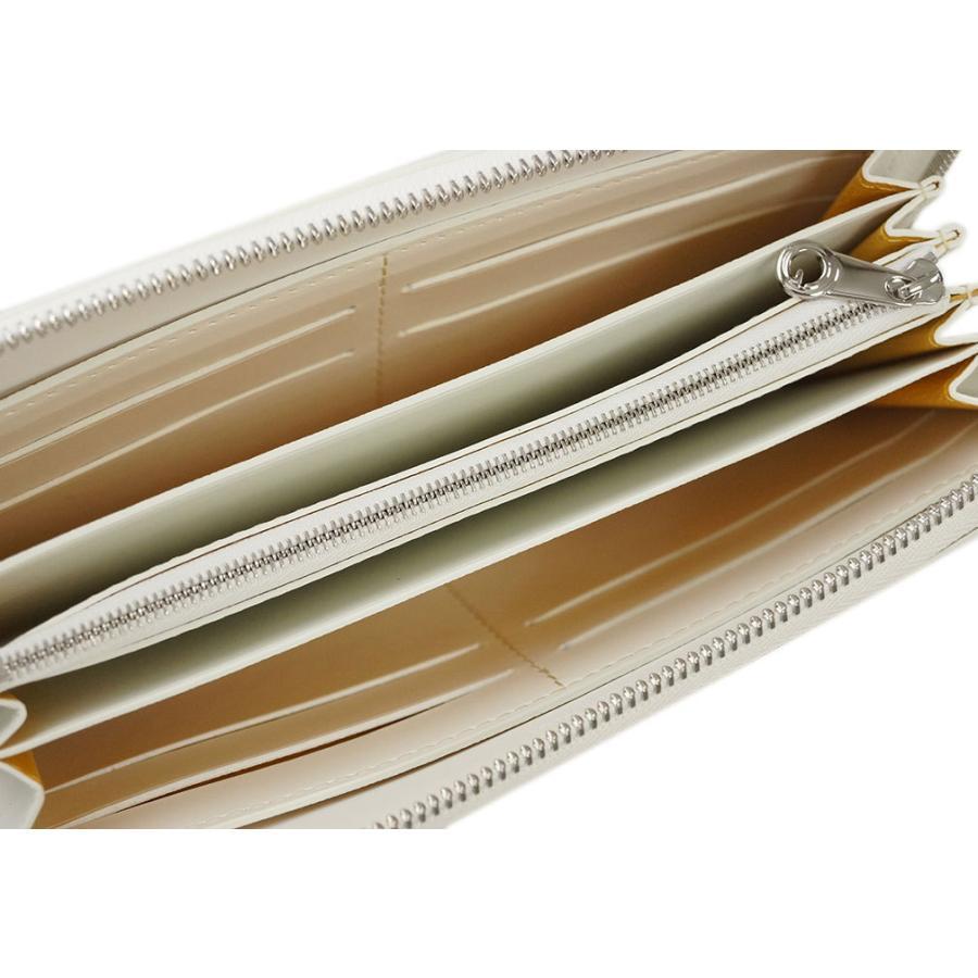 ゴヤール 財布 GOYARD ラウンドファスナー 長財布 ジップGM PORTEFEUILLE MATIGNON 3 GM BLANC ホワイト 50 新型|kaitsukedoh|09
