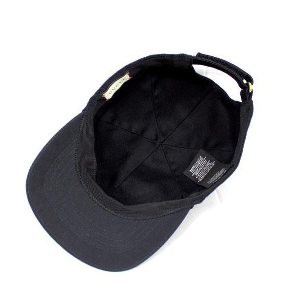 【中古 美品】グッチ 帽子 478948 GUCCI エンブロイダリー ベースボールキャップ L 59サイズ LOVE ブラック YJ3624|kaitsukedoh|05