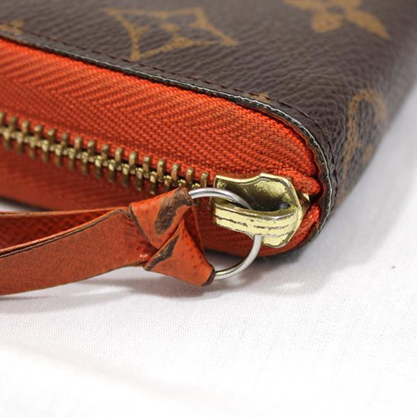 【中古】ルイヴィトン 財布 M60908 LOUIS VUITTON ヴィトン モノグラム LV コインケース ミュルティカルト ピモン オレンジ YJL04127-01201|kaitsukedoh|05