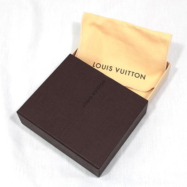 【中古】ルイヴィトン キーリング M65086 LOUIS VUITTON ヴィトン LV キーホルダー ポルトクレ・メゾン ゴールド YJL04140-01126 kaitsukedoh 02
