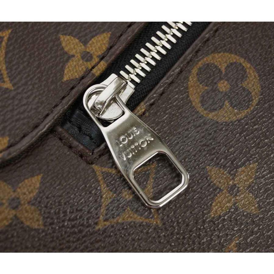 【中古 美品】ルイヴィトン バッグ M41643 LOUIS VUITTON モノグラム・マカサー ショルダーバック クリストファー メッセンジャー YJL3400 kaitsukedoh 13