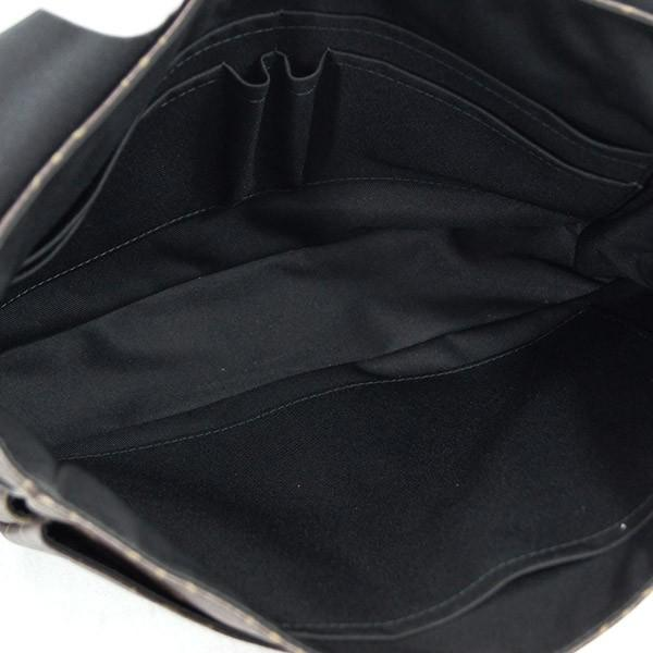 【中古 美品】ルイヴィトン バッグ M41643 LOUIS VUITTON モノグラム・マカサー ショルダーバック クリストファー メッセンジャー YJL3400 kaitsukedoh 09