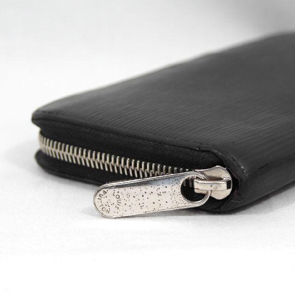 【中古】ルイヴィトン 財布 M60072 LOUIS VUITTON エピ LV ジッピー・ウォレット 旧型 ノワール YJL3423 kaitsukedoh 04