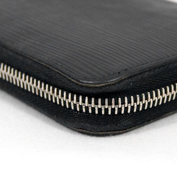 【中古】ルイヴィトン 財布 M60072 LOUIS VUITTON エピ LV ジッピー・ウォレット 旧型 ノワール YJL3423 kaitsukedoh 06