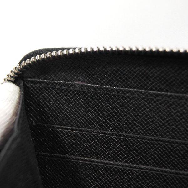 【中古】ルイヴィトン 財布 M60072 LOUIS VUITTON エピ LV ジッピー・ウォレット 旧型 ノワール YJL3423 kaitsukedoh 10