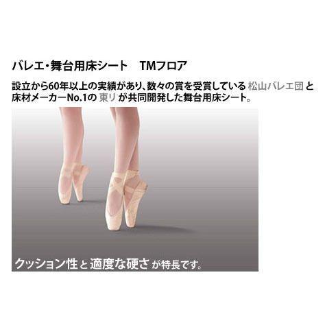 東リ/TMフロア/バレエマット専用床シート/リノリウム/リノリューム|kaiwakuukan|02