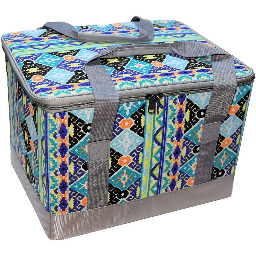 ibeamed 収納ボックス アウトドア キャンプ トランクボックス 30L コンテナボックス 収納 車載 エコバッグ (緑) kakastore 02