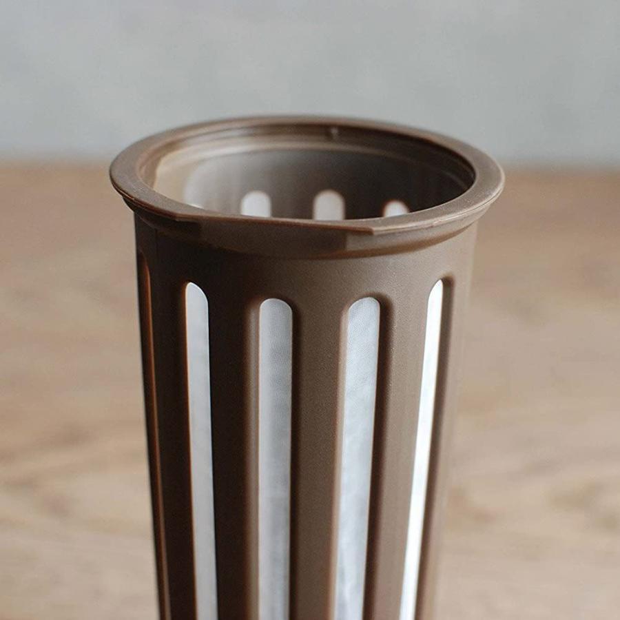 KINTO (キントー) PLUG アイスコーヒージャグ 1.2L ブラウン 22484 kakastore 07