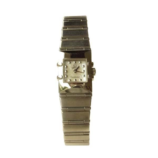 【公式ショップ】 オメガ OMEGA コンステレーション クォーツ 正規輸入 Ref.1531.7100 レディース 腕時計, ツキダテチョウ c514ee49