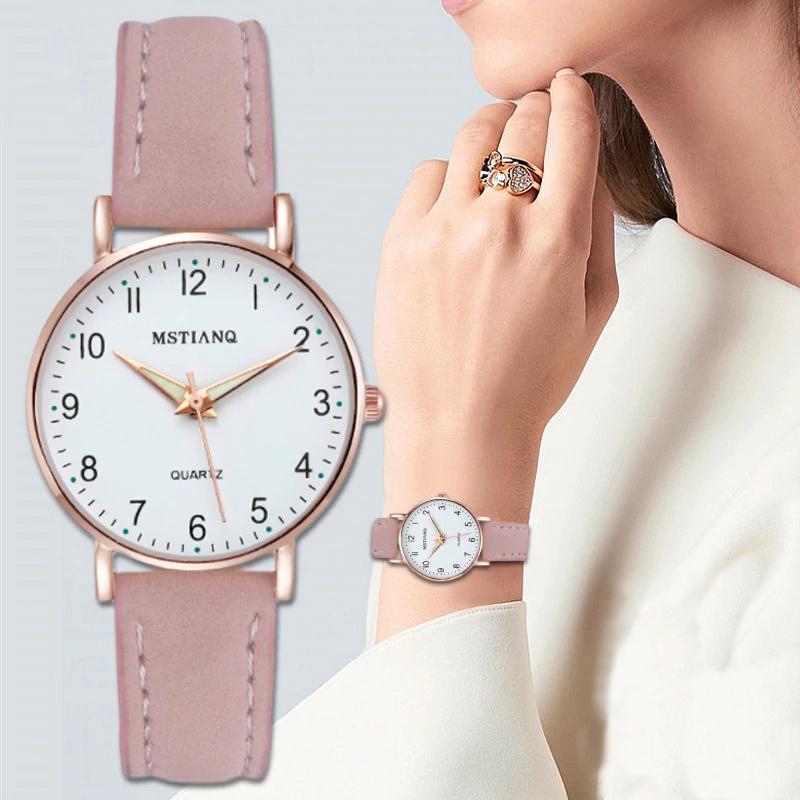 バーゲンセール 腕時計 NEW 品質検査済 ARRIVAL アナログ レディース カジュアル クォーツ時計 ウォッチ 5色 おしゃれ Ws-W-F ファッション ギフト 女性 カラフル