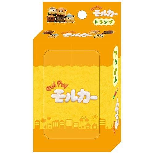 エンスカイ PUI 現金特価 モルカー 定番キャンバス トランプ トランプカード みんなで遊べるゲーム みんなで遊べるおもちゃ カードゲーム 家族で遊べるゲーム