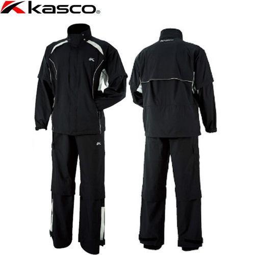 キャスコ Kasco エアロレイン ウェア レインブルゾン KRW-015B