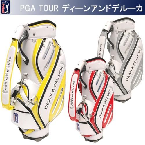 2018年モデル US PGA TOUR DEAN&DELUCA ディーン&デルーカ キャディバック キャディバッグ CB-3068 CB3068