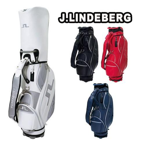 J.LINDEBERG ジェイ.リンドバーグ キャディーバッグ JL-018 9.5型 新発売