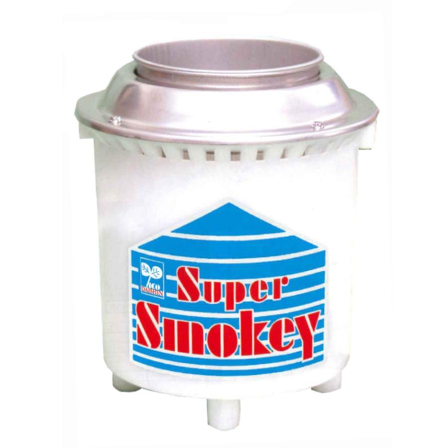 スーパースモーキー 硫黄蒸散器 硫黄蒸散器 硫黄蒸散器 100V 硫黄カップ・カバー付 2e2