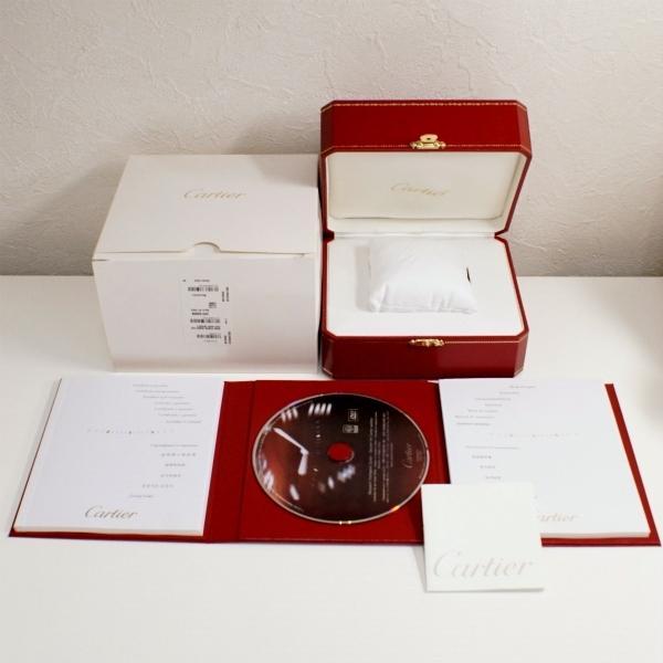Cartier カルティエ ミスパシャ SS レディース ピンク W314008 中古美品|kaleid|04