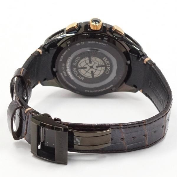 SEIKO セイコー アストロン SBXB083 GPS電波ソーラー 1500本限定 メンズ 中古美品 kaleid 05