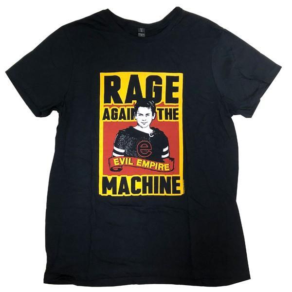 Rage Against the Machine / レイジ・アゲインスト・ザ・マシーン - EVIL EMPIRE / Black Tシャツ(XLサイズ)|kaltz