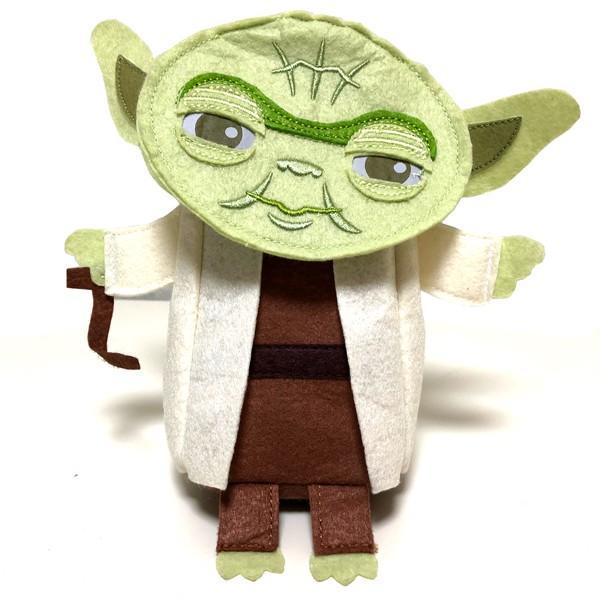 スター・ウォーズ|STAR WARS - ヨーダYoda|Yoda 携帯ホルダー/小物入れ|kaltz