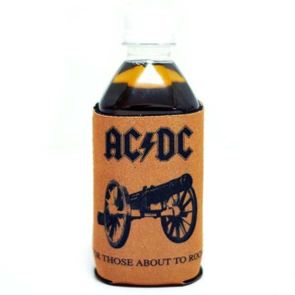 AC/DC / エーシーディーシー - For Those About To Rock CAN COOLER / 缶クージー|kaltz|03