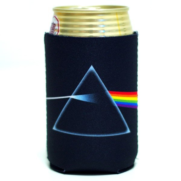 PINK FLOYD / ピンクフロイド - DARK SIDE OF THE MOON CAN COOLER / 缶クージー|kaltz