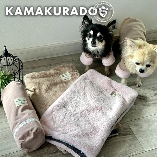 ふかふかカフェマット 犬のお散歩に kamakuradog
