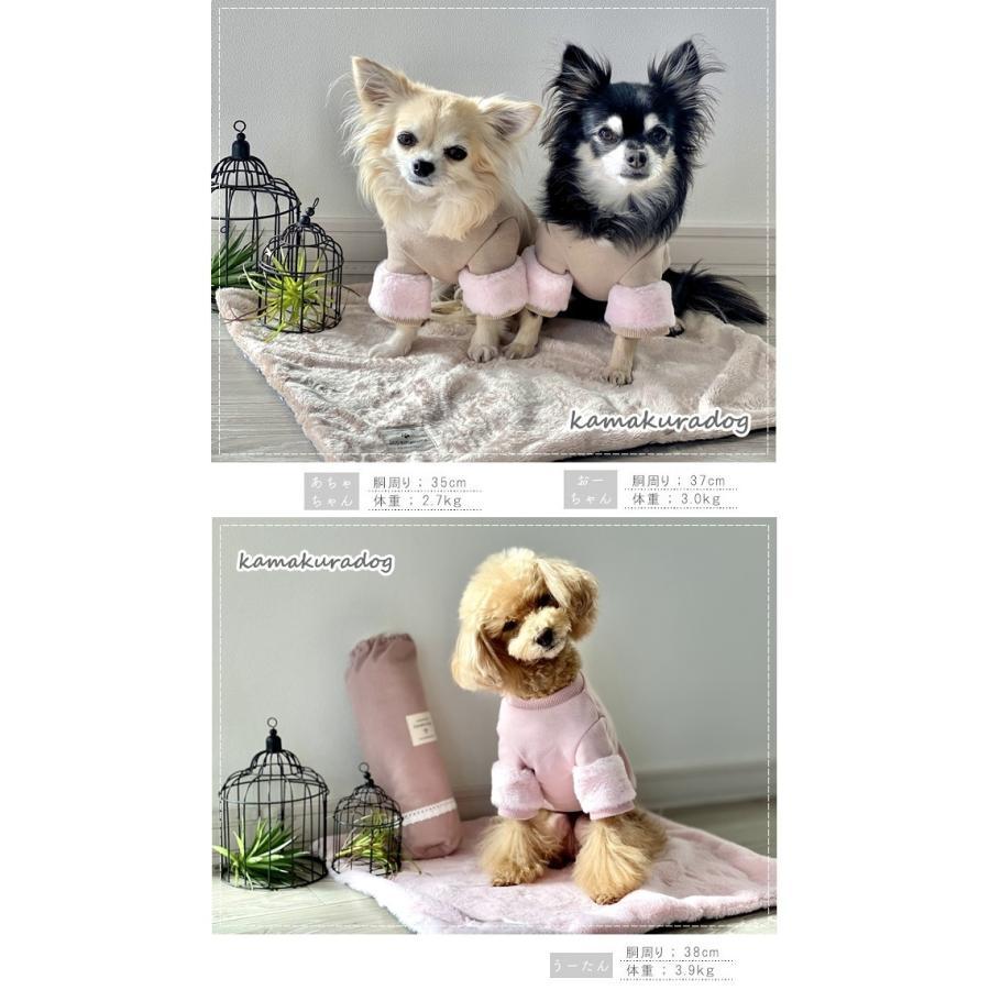 ふかふかカフェマット 犬のお散歩に kamakuradog 02