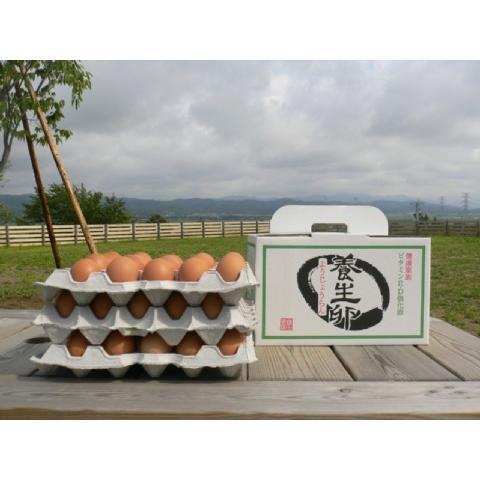 養生卵(M)60個化粧箱入1箱 送料込3,240円|kamata