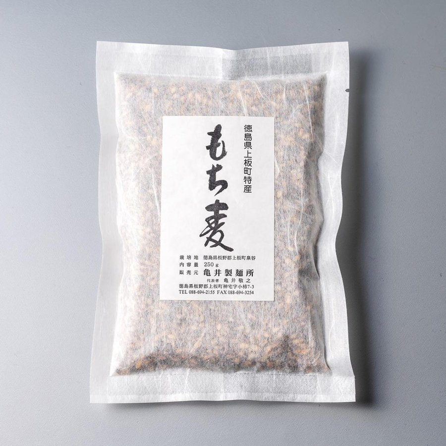 もち麦 1kg|kamei-noodle|02
