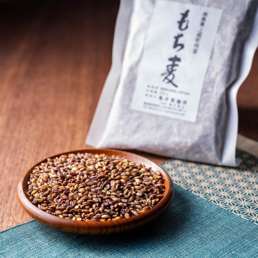 もち麦 1kg|kamei-noodle|04