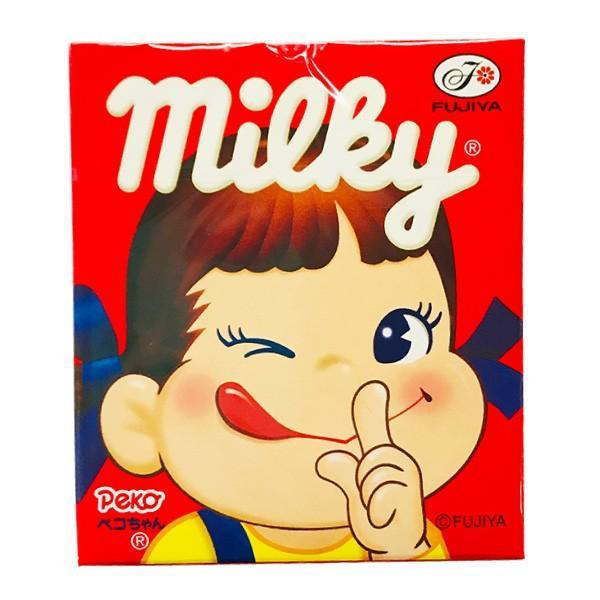 不二家 ミルキーはママの味♪ミルキー 1箱(7粒入)×10箱 ゆうパケット便 メール便 送料無料 お菓子 駄菓子 ポイント消化 お試し 訳あり ホワイトデー 景品 kamenosuke 04